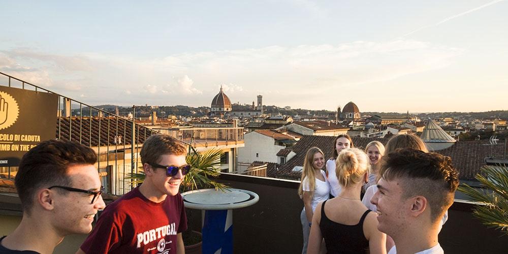 Locali A Firenze Plus Hostels Sito Web Ufficiale